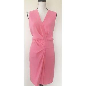 Diane von Furestenburg | Pink Sleeveless Dress 4